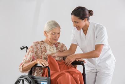Cuidados en pacientes con discapacidad