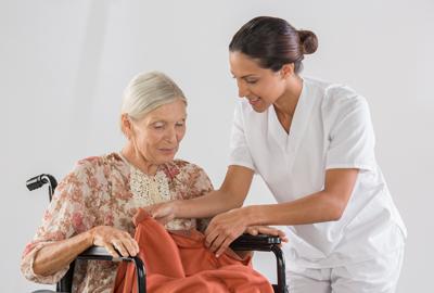 El cuidado en pacientes con discapacidad