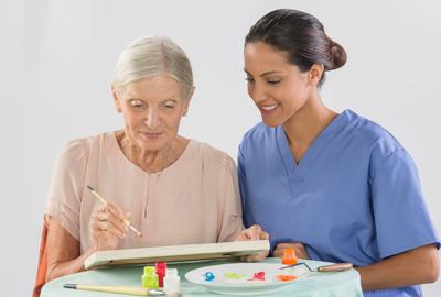 Cuidado de los pacientes con demencia